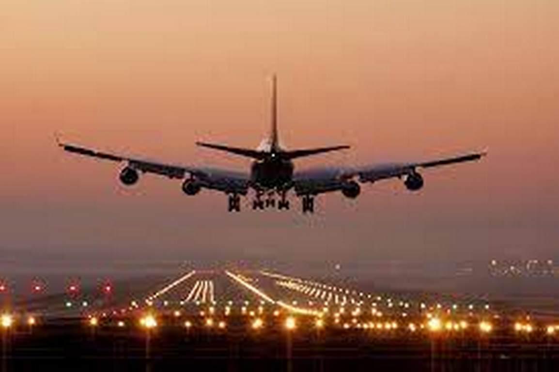 مسیر فرودگاه